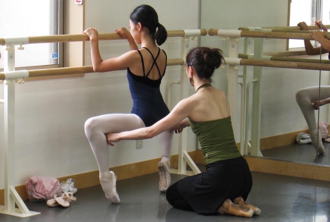 練馬区のバレエ教室|引地バレエスタジオ