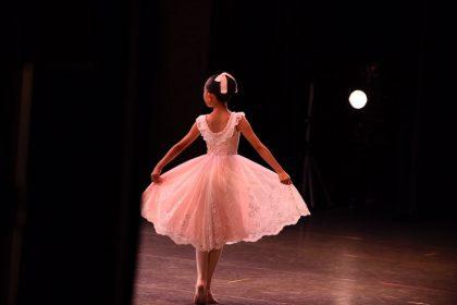 初めてバレエを習う皆様へ